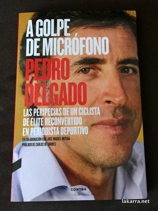 A golpe de microfono Pedro Delgado