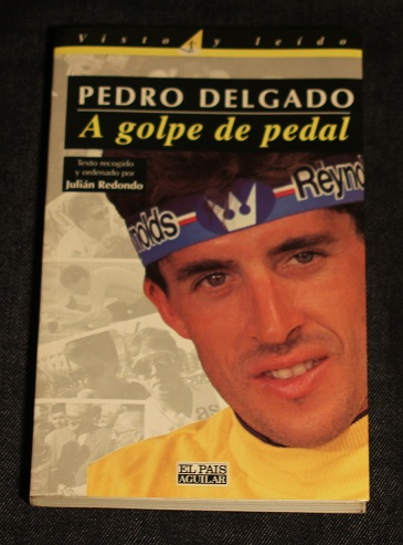 A golpe de pedal Pedro Delgado El Pais Aguilar