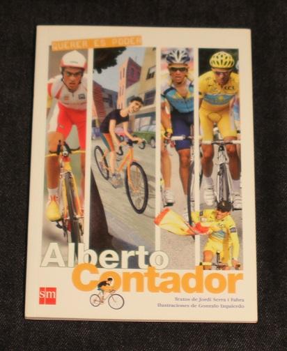 Alberto Contador Jordi Serra i Fabra Sm