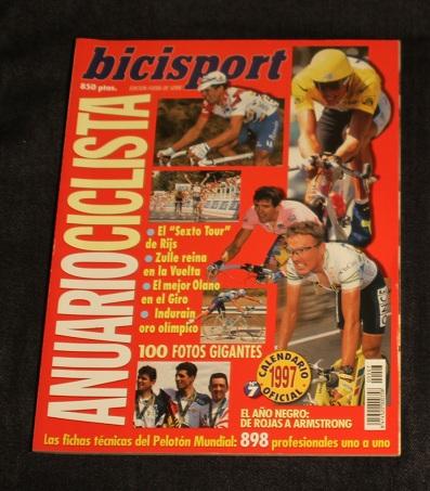 Bicisport Anuario Ciclista 1997