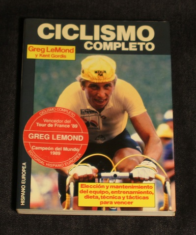 Ciclismo completo Greg Lemond Hispano Europea