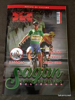DLC Desde la cuneta Revista de Ciclismo Sagan