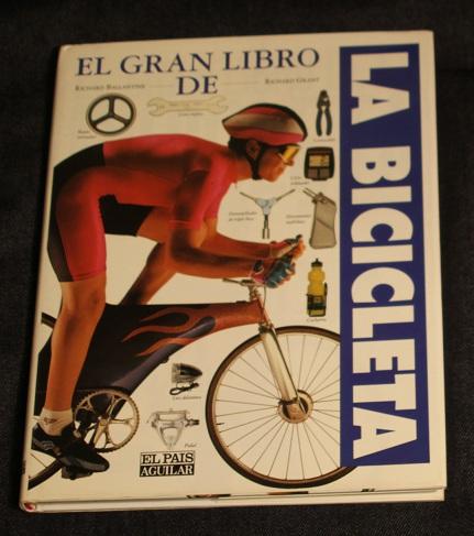 El gran libro de la bicicleta El pais aguilar