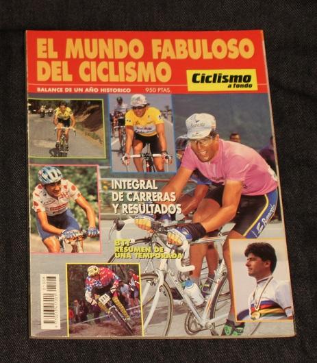 El mundo fabuloso del ciclismo Ciclismo a Fondo