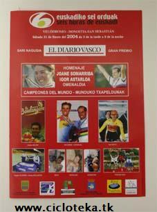 Fotos Ciclismo 6 Horas de Euskadi 2004 001
