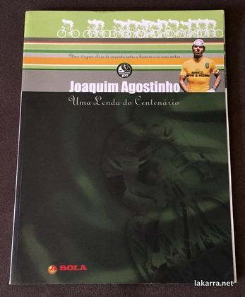 Joaquim Agostinho uma senda do centenario a bola