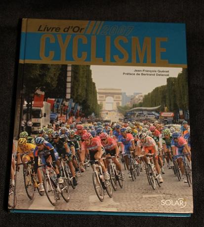 Livre dor cyclisme 2007
