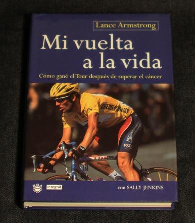 Mi vuelta a la vida Lance Armstrong Sally Jenkins Rba