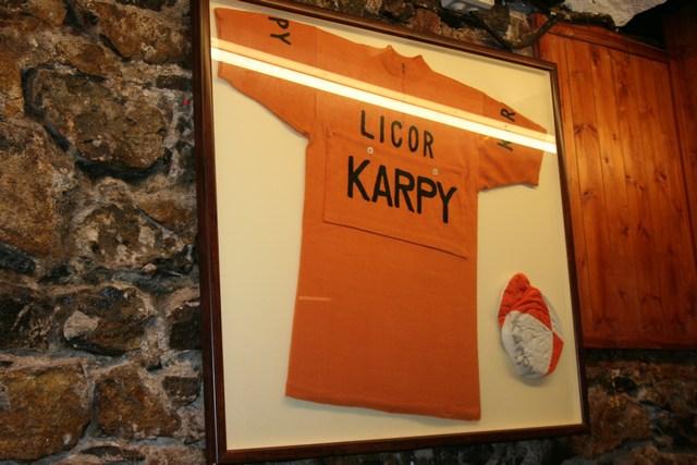 Museo Bicicleta Amurrio Licor Karpy 001