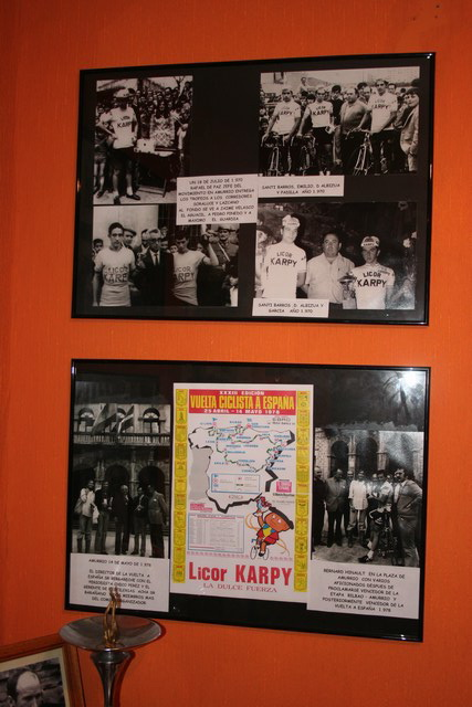 Museo Bicicleta Amurrio Licor Karpy 013