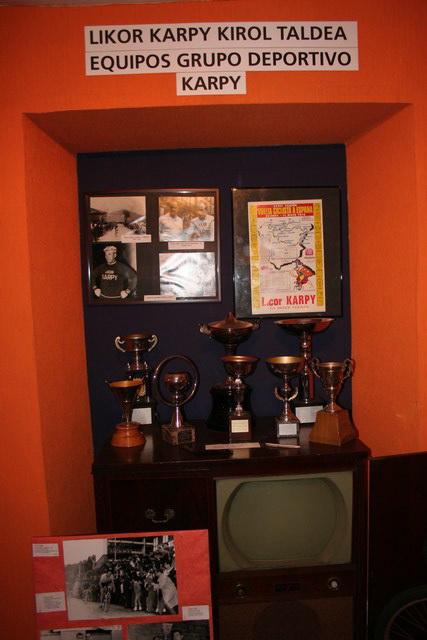 Museo Bicicleta Amurrio Licor Karpy 015