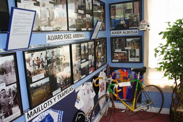 Museo Bicicleta Amurrio Licor Karpy 026