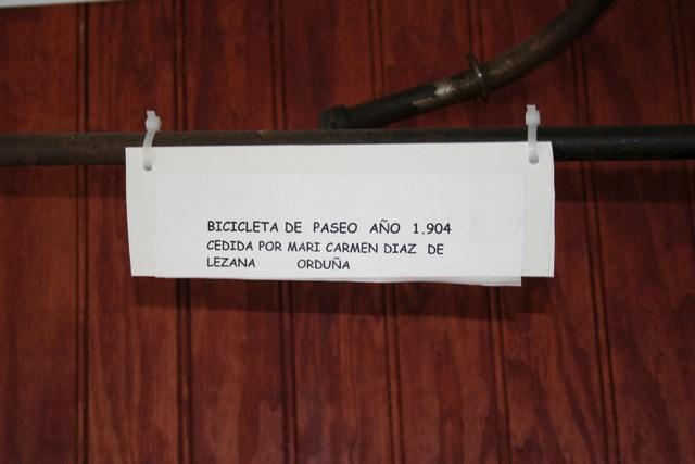Museo Bicicleta Amurrio Licor Karpy 030