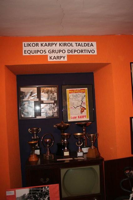 Museo Bicicleta Amurrio Licor Karpy 038