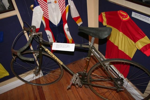 Museo Bicicleta Amurrio Licor Karpy 054