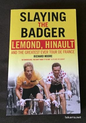 Slaying the badger Lemond Hinault
