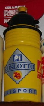 bidon 1996 roslotto zg unisport yellow mobili