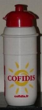 bidon 2002 cofidis rojo