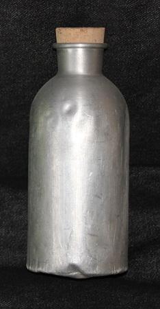 bidon aluminio corcho