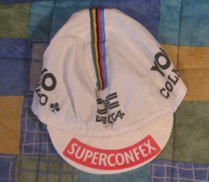 cap 1988 superconfex yoko