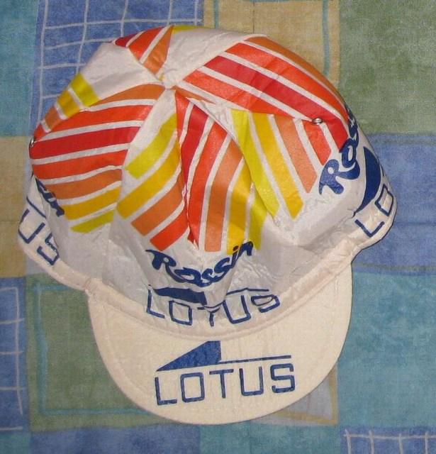 cap 1993 lotus festina water