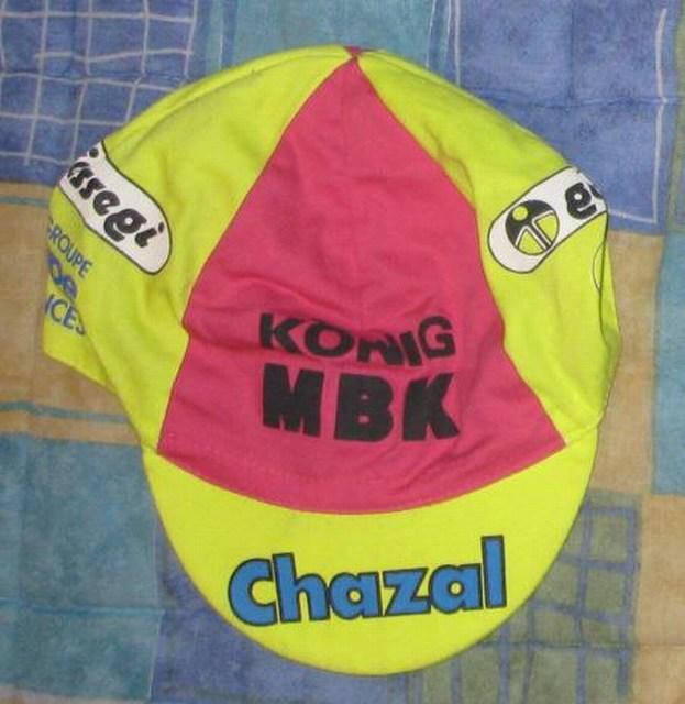 cap 1994 chazal mbk koning