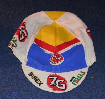 cap 1995 zg selle italia birex