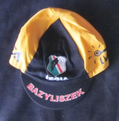 cap 2002 legia baziliszek