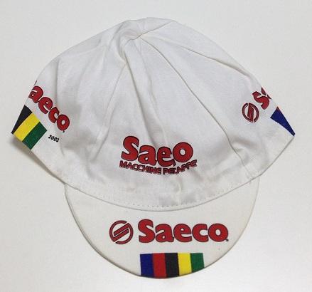 cap 2003 Saeco Longoni Sport Igor Astarloa