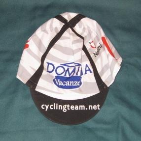 cap 2004 domina vacanze cyclingteam