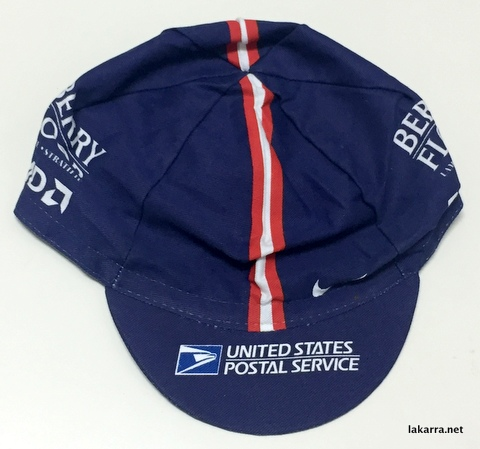 cap 2004 us united states postal service berrry floor amd tour