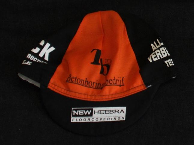 cap 2004 wielerclub new heebra