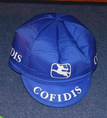 cap 2005 cofidis water