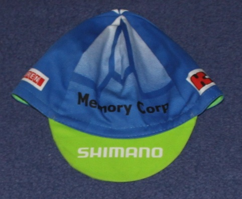 cap 2005 shimano memory corp