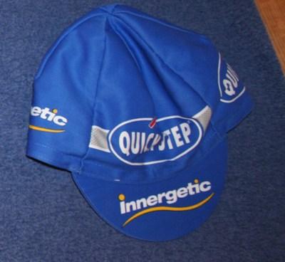 cap 2006 quick step innergetic