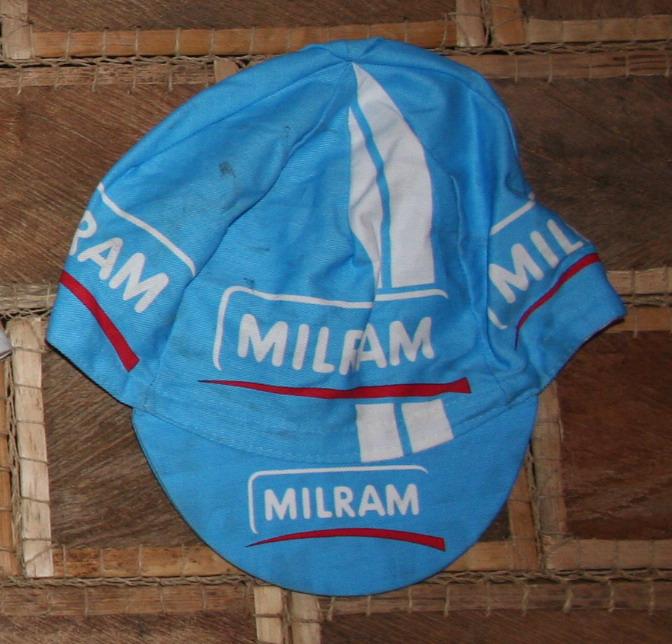 cap 2007 milram