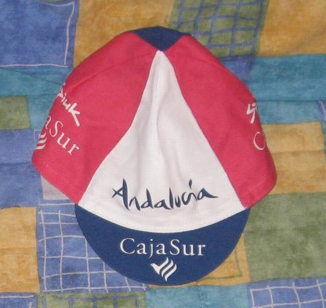 cap 2008 Andalucia