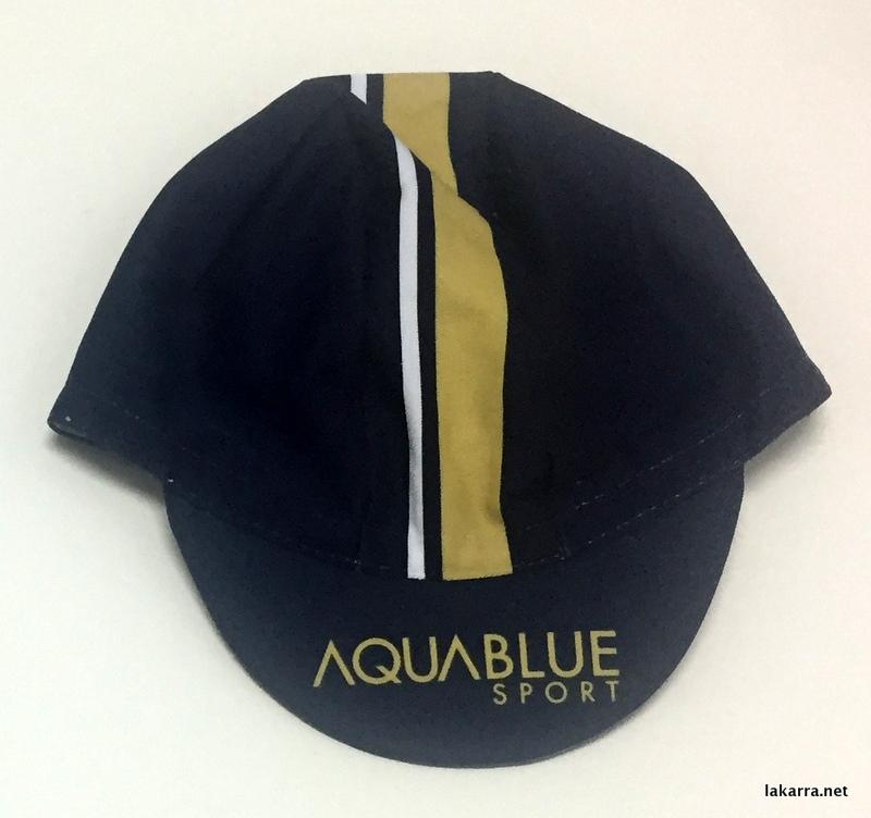 cap 2017 aqua blue