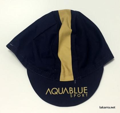 cap 2018 aqua blue