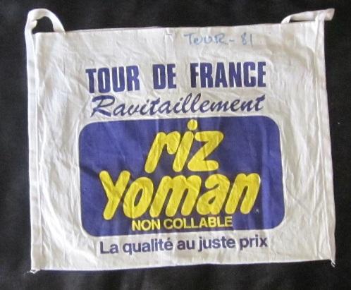musette 1981 tour de france tdf riz yoman