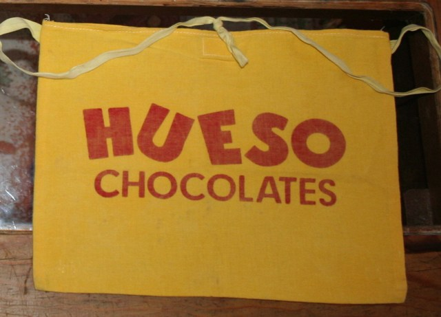 musette 1982 chocolates hueso