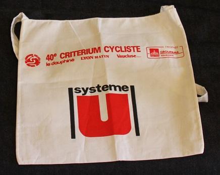 musette 1988 40 criteium cycliste le dauphine system u