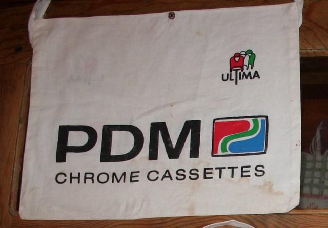 musette 1988 pdm chrome casettes