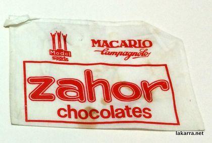 musette 1988 zahor chocolates macario