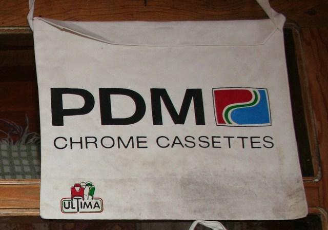 musette 1989 pdm chrome casettes