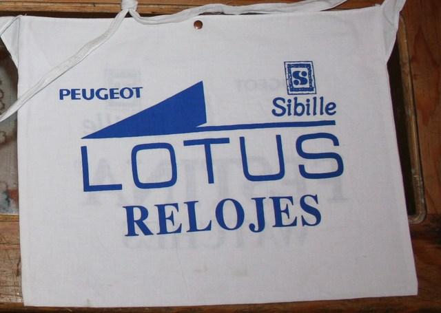 musette 1998 lotus relojes