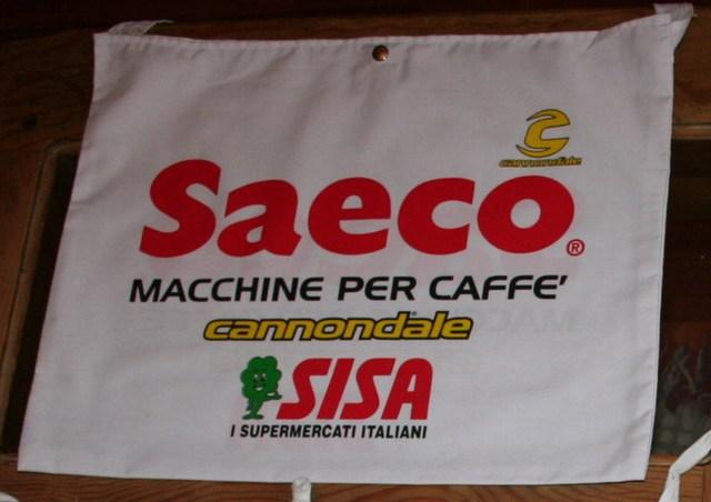 musette 2000 saeco sisa cannondale macchine per caffe