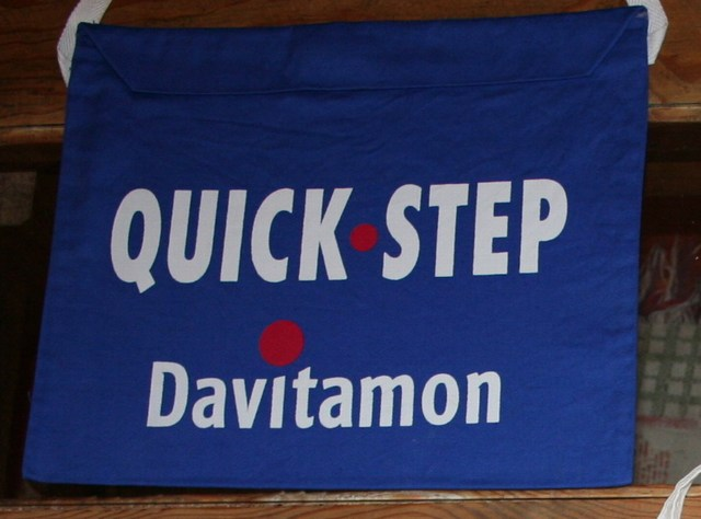 musette 2003 quick step davitamon