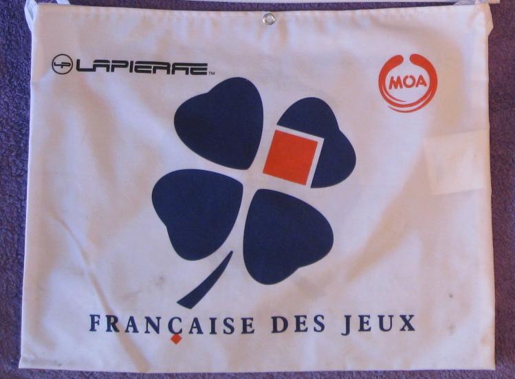 musette 2009 francaise des jeux