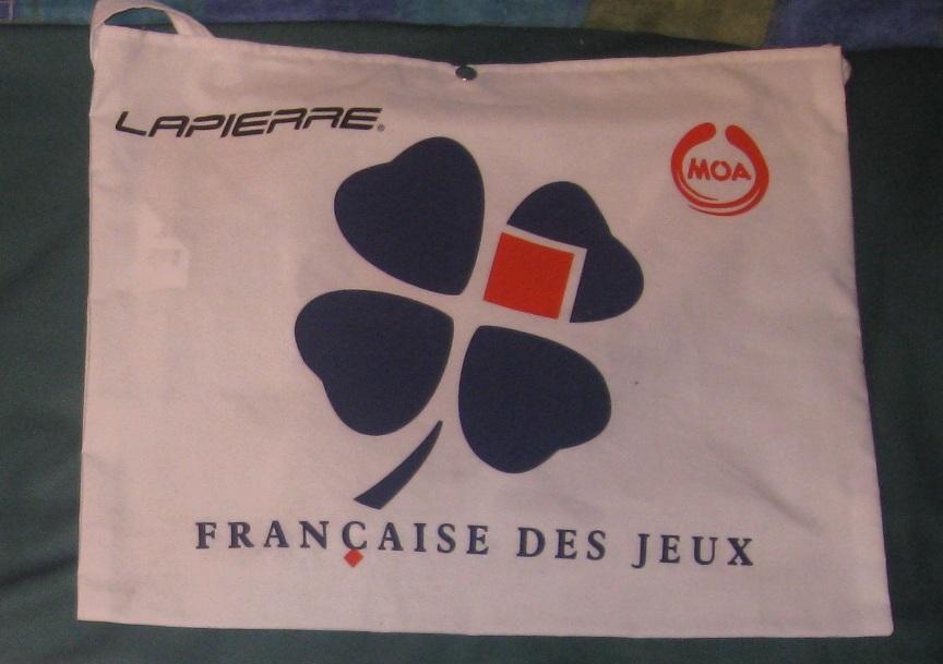 musette 2010 francaise des jeux